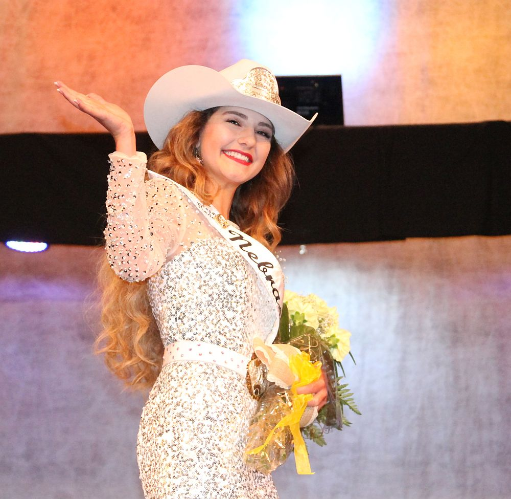 Paxton named Miss Teen Rodeo Nebraska