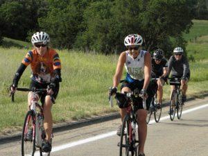 Bicyclists set out for 30th Tour de Nebraska