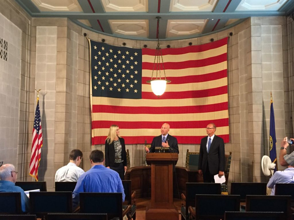 Gov. Ricketts Announces International Trade Mission to Canada