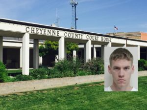 Cheyenne County man gets lengthy prison sentence for burglary