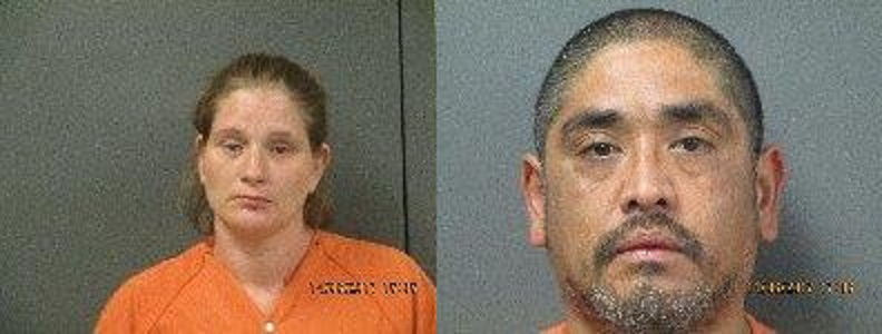 Bluffs parents charged with six counts of child abuse