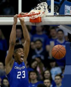 Creighton Unveils New CenturyLink Center Omaha Court Design