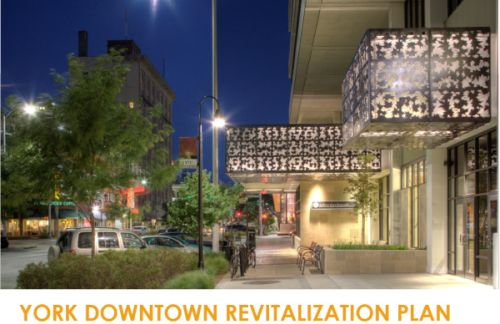 York Holds Second Downtown Revitalization Meeting