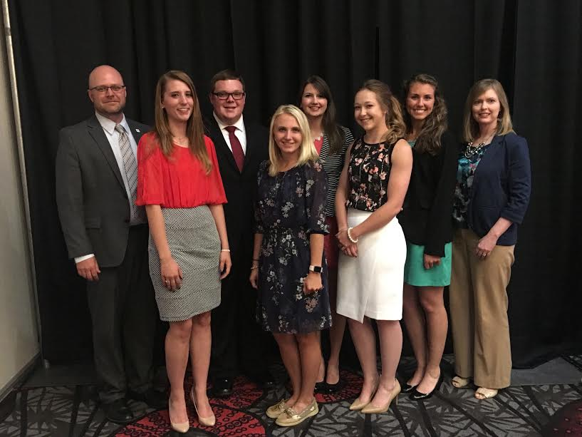 Agricultural Education Students Receive Scholarships