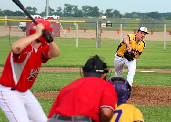 (Audio) Red's Big Inning Too Much For Melons