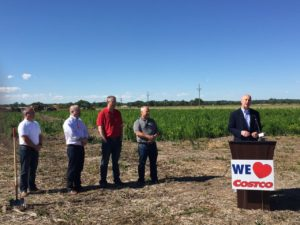 (Audio) Gov. Ricketts, Local Leaders Cheer Economic Impact of Costco's First Poultry Processing Facility