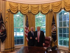 President Trump, Gov. Ricketts Discuss Nebraska Energy Innovation during White House Roundtable