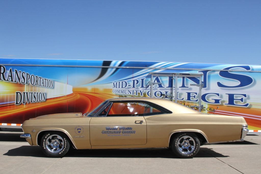 (AUDIO) MPCC raffle car to be on display in Fremont this weekend