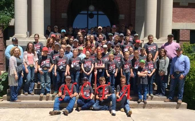 NCTA hosts camp for young animal scientists