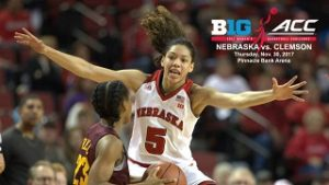 Huskers to Clash with Clemson in B1G/ACC Challenge