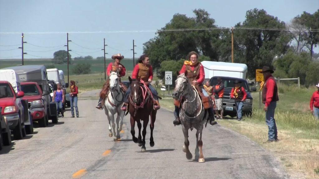Pony Express ride to honor Nebraska's 150th anniversary