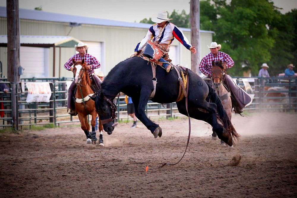 14th annual Plum Creek Rodeo continues tonight!