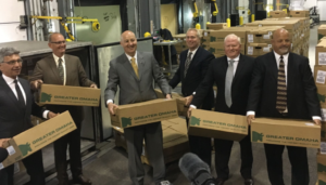 *Video* Gov. Ricketts, Ag Director Ibach Join Greater Omaha Packing to Load First Beef Shipment to China