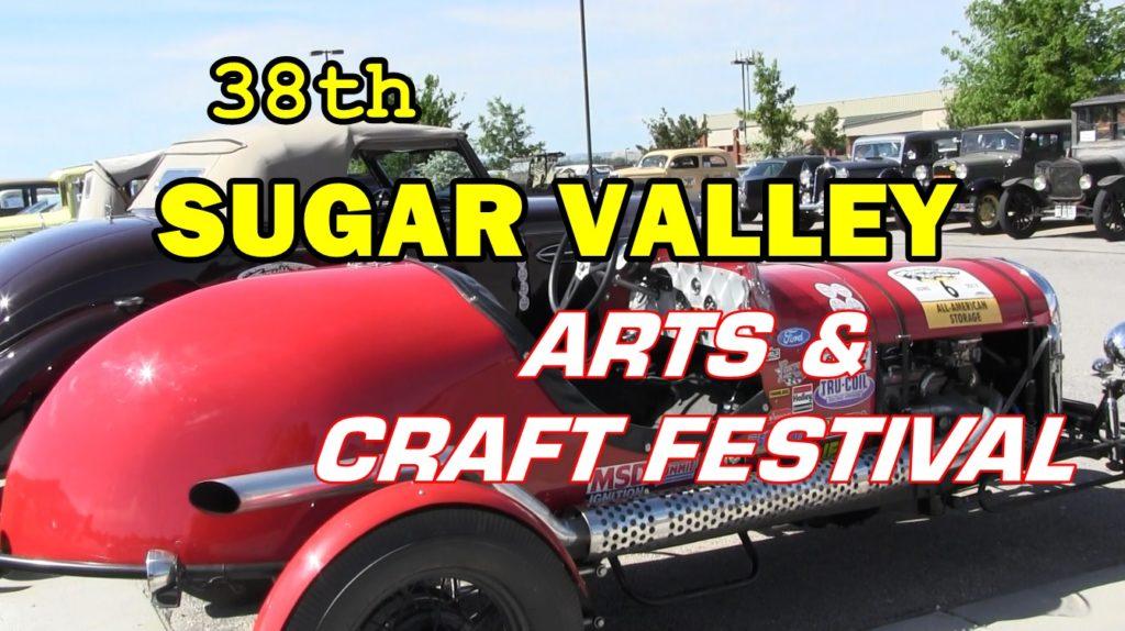 Sugar Valley Arts & Crafts festival scheduled for weekend