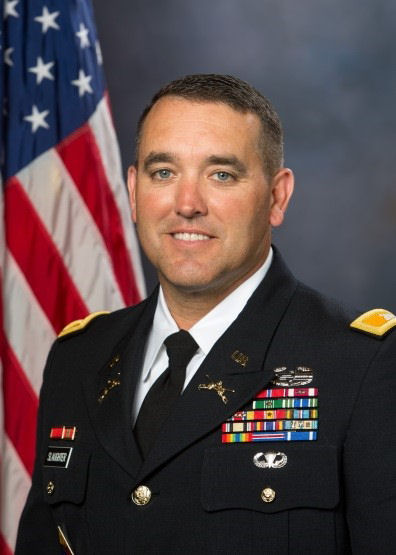 Colonel Kirk R. Slaughter of Honolulu, Hawaii formerly of Lyons, Nebraska