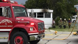 Cause of Terrytown trailer fire still under investigation