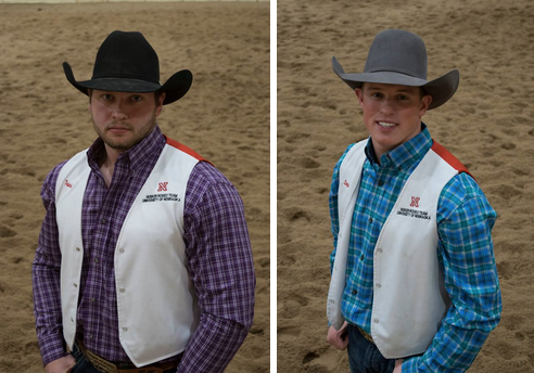Husker enters rodeo finals atop national standings