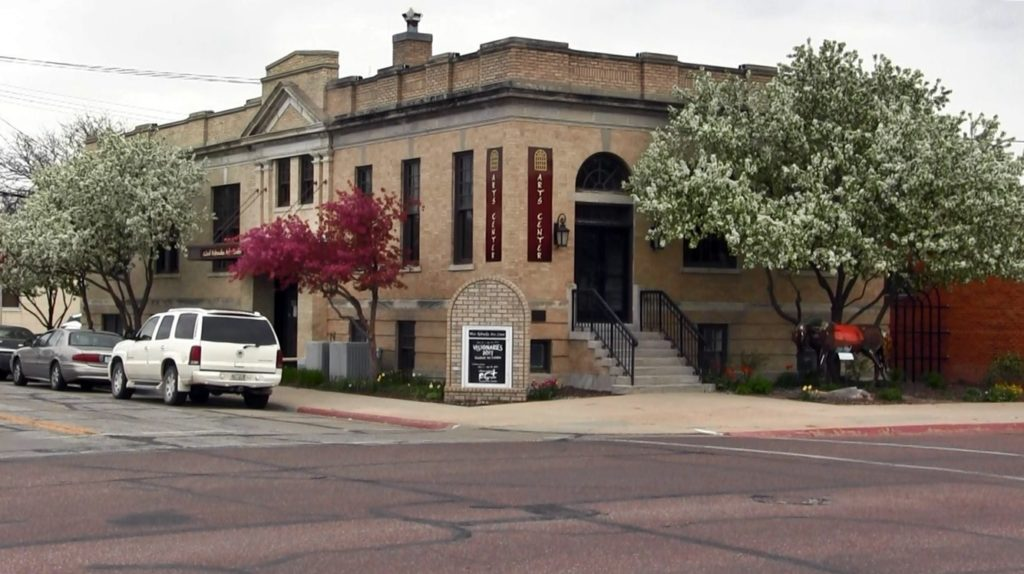WNAC receives Questers grant to keep aging building in good shape