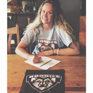 WNCC's Paulson inks with Division I St. Bonaventure