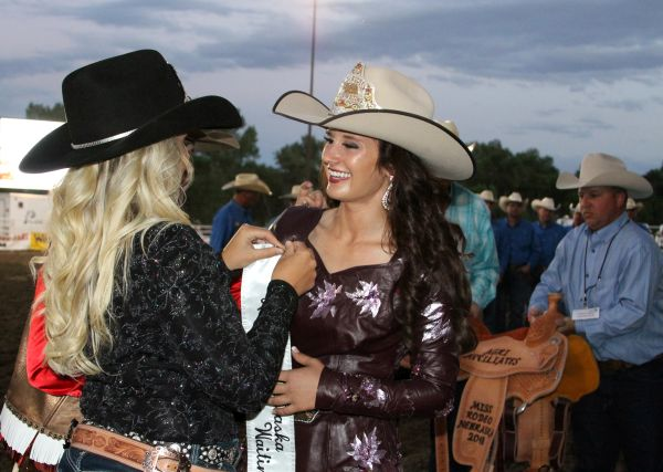 Kohmetscher Named Miss Rodeo Nebraska 2018