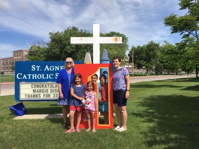 St. Agnes School raises money for United Way of Western Nebraska