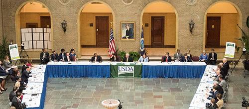 (VIDEO) Secretary Perdue Hosts Inaugural Rural Prosperity Task Force Meeting