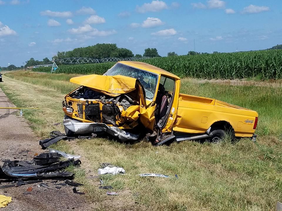 Colorado man killed in Hwy 30 crash