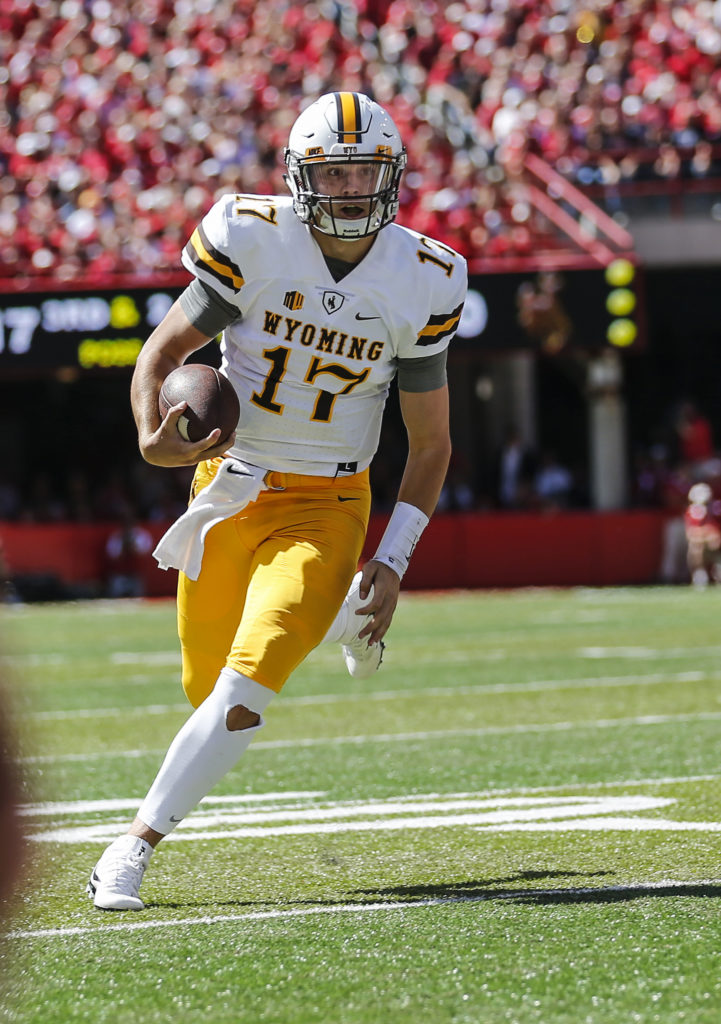 Wyoming's Allen and Wingard Named to Maxwell and Bednarik Watch Lists