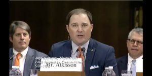 (VIDEO) Kansas Farmer Testifies on the Benefits of Risk Management