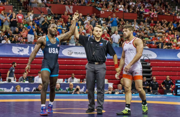 Burroughs, Green Win Grand Prix of Spain Gold