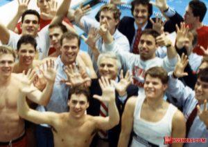 Former Husker Swim Coach Bentz Passes Away