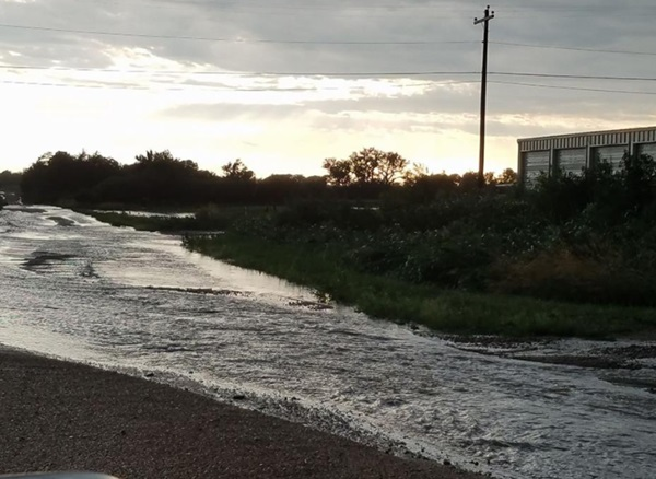 Thunderstorms bring heavy rain, strong winds & hail to central Nebraska