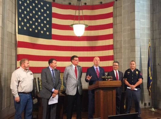 Gov. Ricketts, State Agencies Outline Preparations for the Great American Eclipse