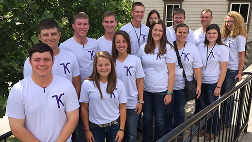 Students Explore Animal Science Opportunities in Western Kansas