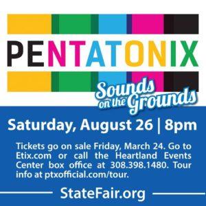 Us The Duo joins Pentatonix on Tour at the Nebraska State Fair