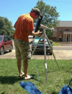 CSC to participate in national solar eclipse study