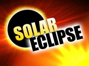 Activities at the three official viewing areas Monday for the Solar Eclipse