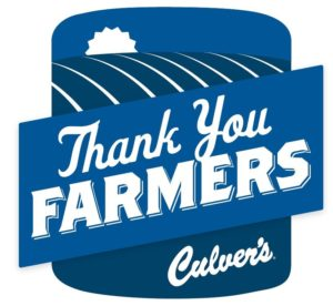 Culver's Starting the Second Year of #FarmingFridays