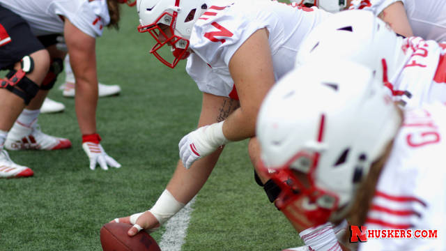 Huskers Start Fall Camp