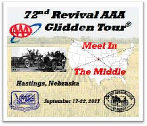 Antique auto tour planned for this fall in central Nebraska