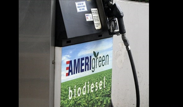 Biodiesel Ranks First Among Fleets for Alt Fuel Use