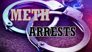 Suspected methamphetamine found in Hershey, two arrested