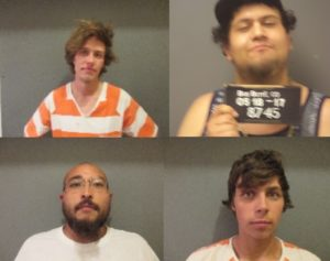 Heroin, methamphetamine seized from Bridgeport home; Four arrested in case
