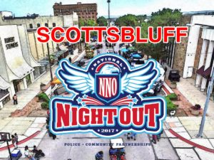 Scottsbluff to host 20th National Night Out Tuesday