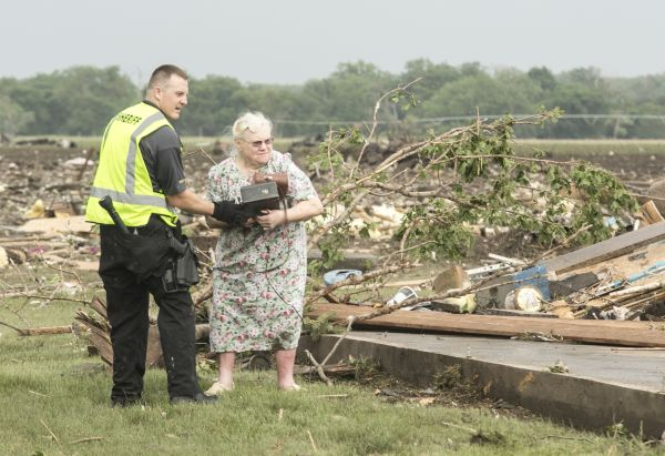 Nebraska village rebuilds after 2014 tornado damage