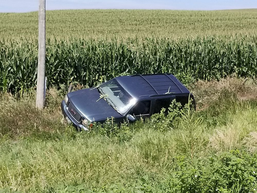 Subjects found after hiding in Dawson Co. cornfield
