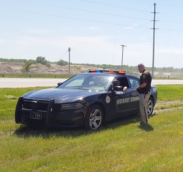 NSP Troop E Special Enforcement Removes Fourteen Impaired Drivers