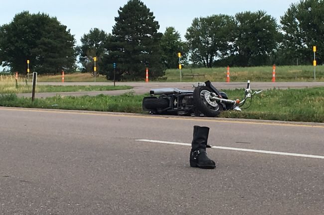 Aurora man identified in fatal semi vs motorcycle I-80 crash
