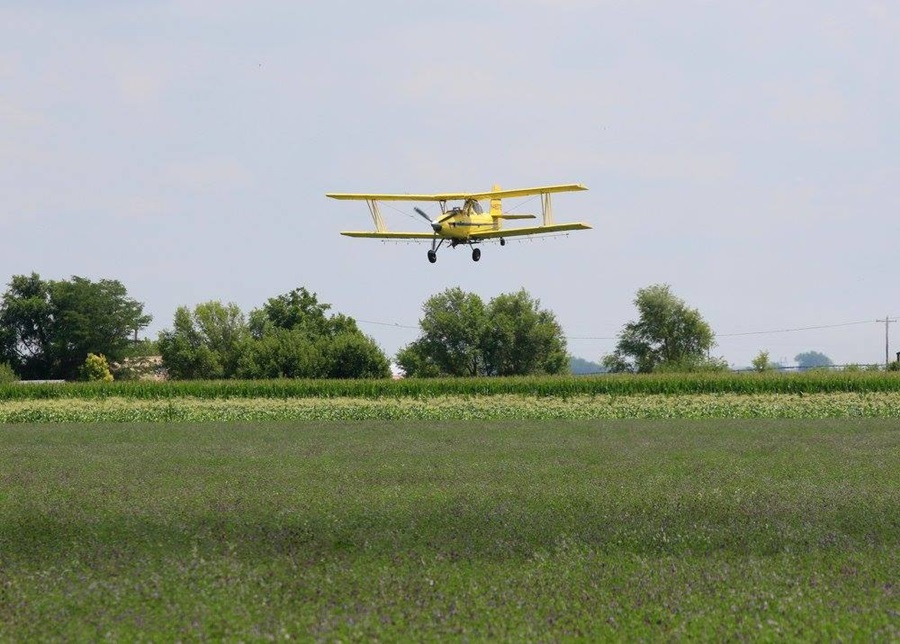 Nebraska Extension offers 2018 training for commercial, noncommercial pesticide applicators
