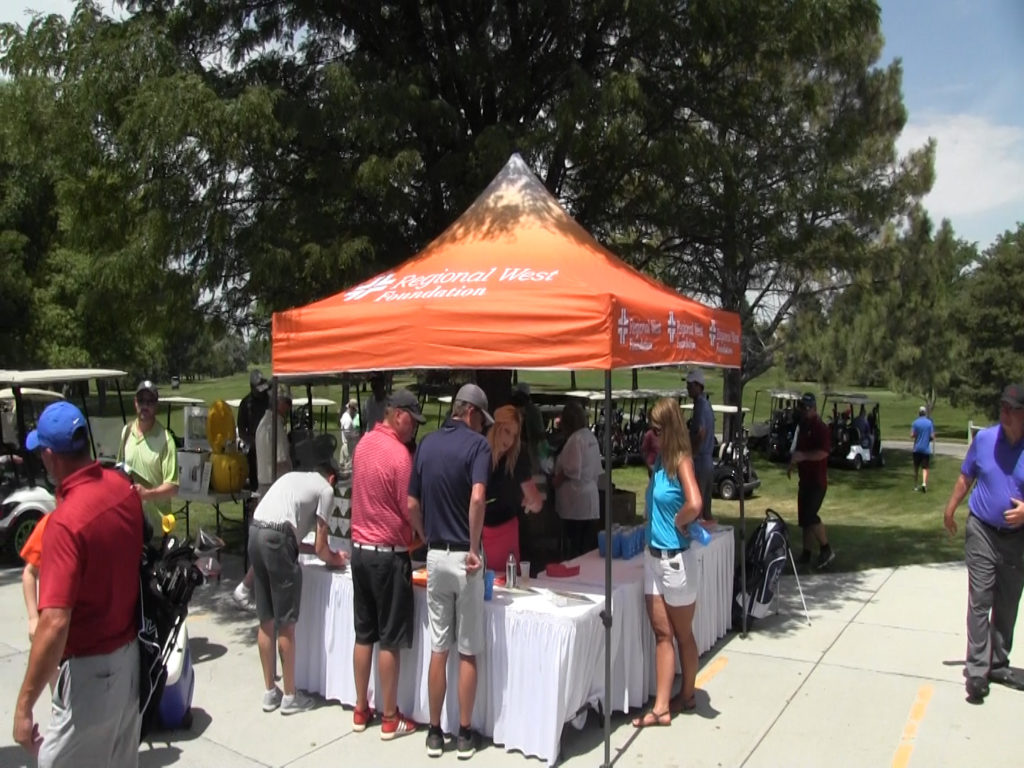 Regional West Foundation Golf Scramble another success